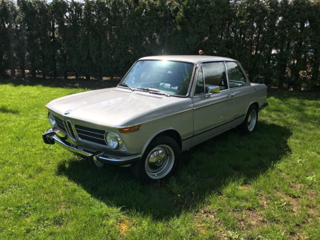 1972 Bmw 2002 No Rust Complete Restoration For Sale Bmw 2002 1972 For Sale In Wilsonville