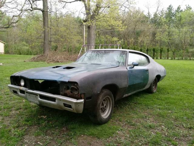 1972 buick gs stage 1 skylark project car for sale buick gs stage 1 1972 for sale in. Black Bedroom Furniture Sets. Home Design Ideas