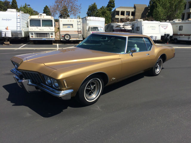 1972 buick riviera boat tail no reserve 1971 1972 1973pics and video below for sale buick. Black Bedroom Furniture Sets. Home Design Ideas