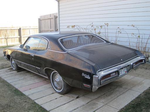 1972 buick skylark custom coupe 2 door 5 7l for sale buick skylark 1972 for sale in severance. Black Bedroom Furniture Sets. Home Design Ideas