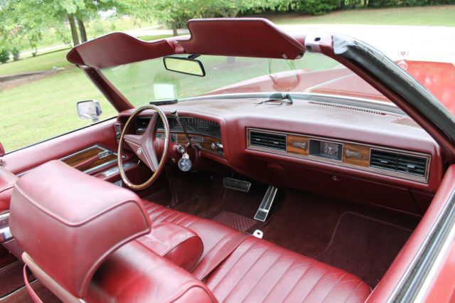 1972 cadillac eldorado convertible for sale cadillac eldorado 1972 for sale in lancaster for 1972 cadillac eldorado interior