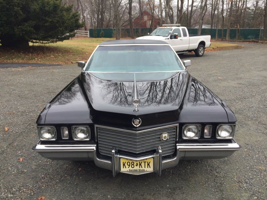 1972 CADILLAC FLEETWOOD BROUGHAM 60 SERIES for sale ...