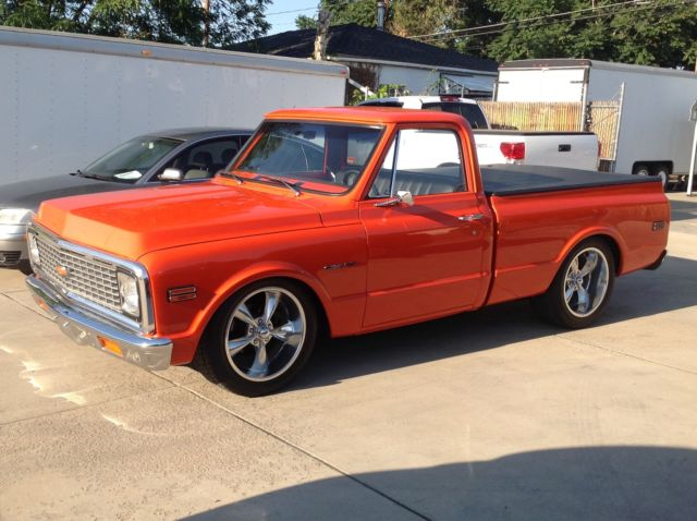 1972 chevy c10 frame