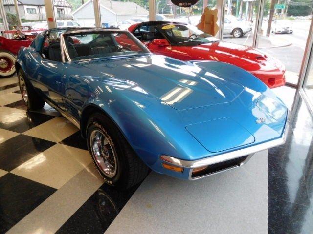 1972 Chevrolet Corvette Stingray For Sale Chevrolet Corvette 1972