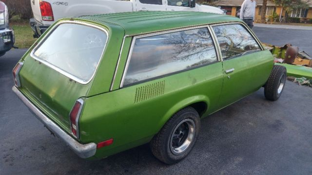 1972 chevrolet vega gt station wagon project for v8. Black Bedroom Furniture Sets. Home Design Ideas