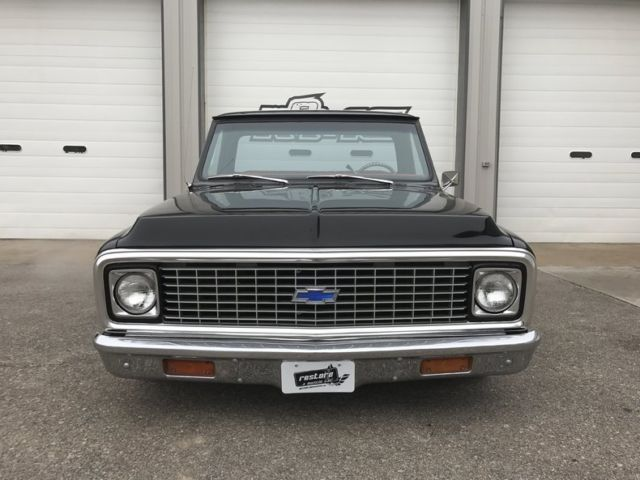1972 Chevy C10 Shortbox Autos Post