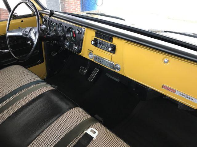 1972 chevy c 10 super cheyenne frame off restoration fresh eng trans build for sale. Black Bedroom Furniture Sets. Home Design Ideas