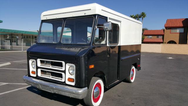1972 chevy p10 step van, stepvan, shorty, p-10, aluminum ... free chevy truck wiring diagram 1992 chevy blazer 1500