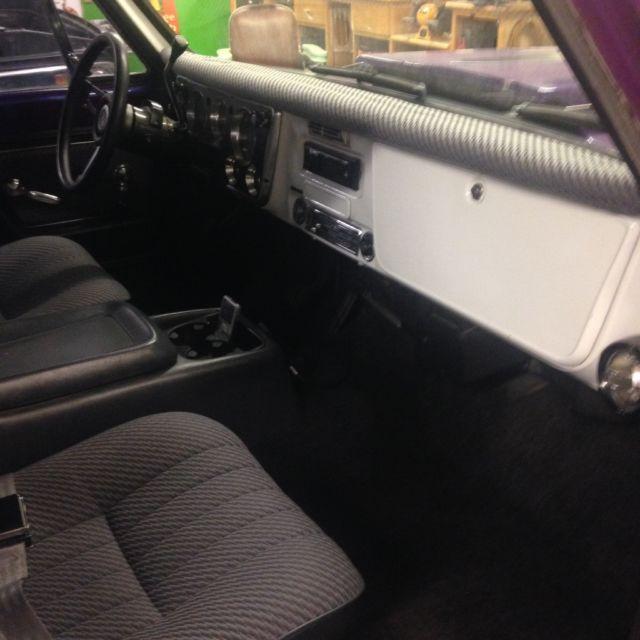 1972 chevy suburban 3 door lowrider rat patina slammed hot