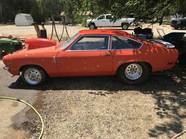 1972 CHEVY VEGA DRAG CAR TURN KEY for sale - Chevrolet Other 1972
