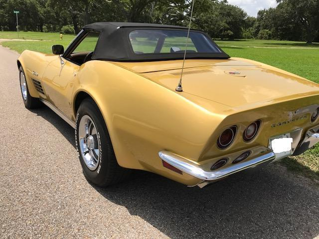 1972 corvette convertible all original matching 39 s air power steering brakes for sale. Black Bedroom Furniture Sets. Home Design Ideas