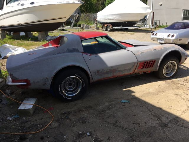 1972 Corvette Stingray Matching Numbers Project Cheap Look