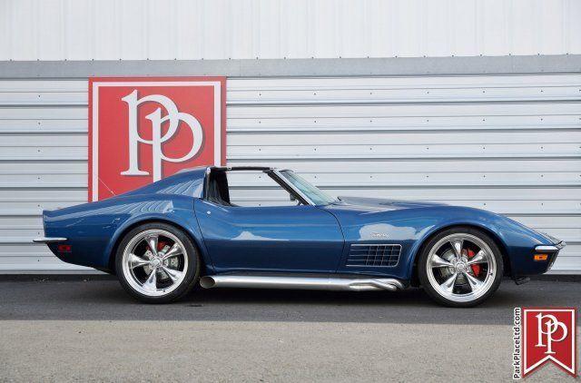 Chevrolet Of Bellevue >> 1972 Corvette Stingray T-top Coupe, Resto-Mod for sale - Chevrolet Corvette Coupe 1972 for sale ...