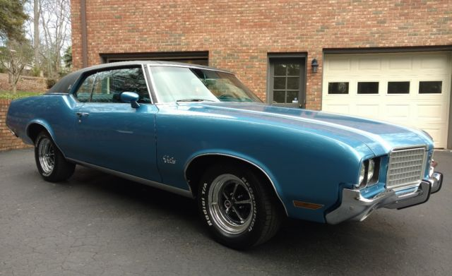 1972 Cutlass Supreme - Matching numbers beauty!!! for sale