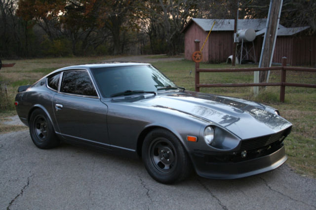 1972 Datsun 240z - Fully Built Custom Street/Track car ...
