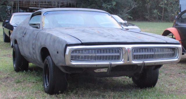 1972 DODGE CHARGER RALLYE 400/727 included! for sale - Dodge Charger Rallye 1972 for sale in ...