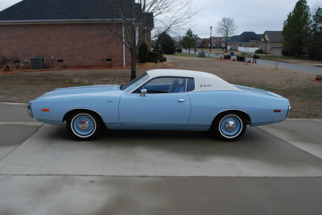 1972 Dodge Charger Special Edition Hardtop 2 Door 6 6l For