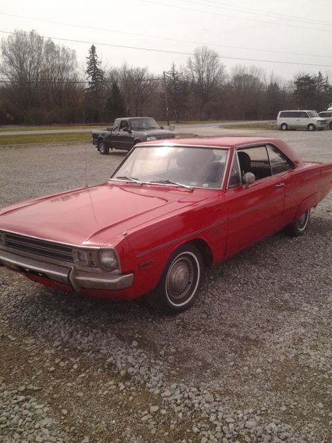 1972 dodge dart swinger hardtop 2 door 3 2l for sale. Black Bedroom Furniture Sets. Home Design Ideas