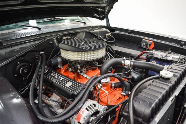 1972 Dodge Demon 340 98312 Miles Charcoal Gray Metallic