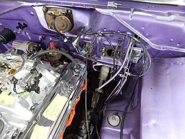 1972 dodge demon plum crazy purple 340 a body mopar for sale dodge dart 1972 for sale in. Black Bedroom Furniture Sets. Home Design Ideas