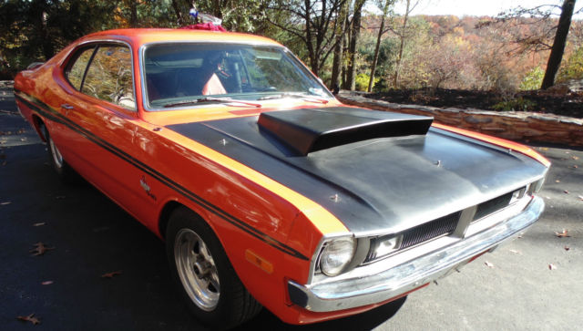 1972 dodge demon pro street for sale dodge demon 340. Black Bedroom Furniture Sets. Home Design Ideas