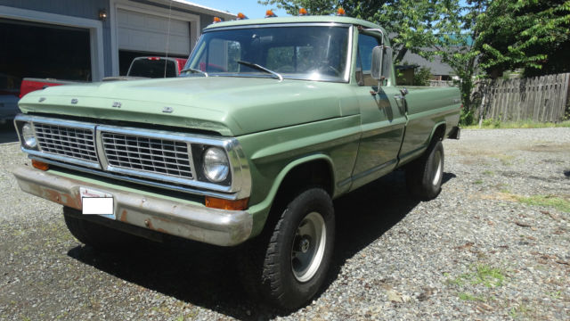 1979 Ford F250 4x4 For Sale Texas | Autos Post