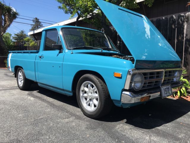 1972 ford courier pickup truck for sale ford other pickups 1972 for sale in redwood city. Black Bedroom Furniture Sets. Home Design Ideas
