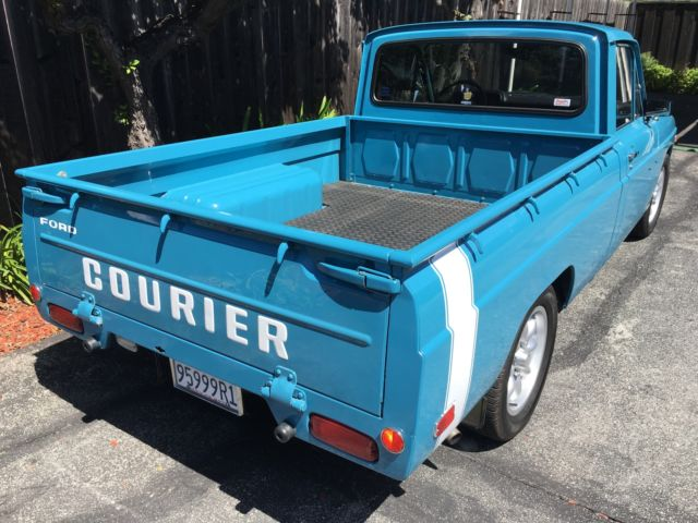 ford courier pickup truck  sale ford
