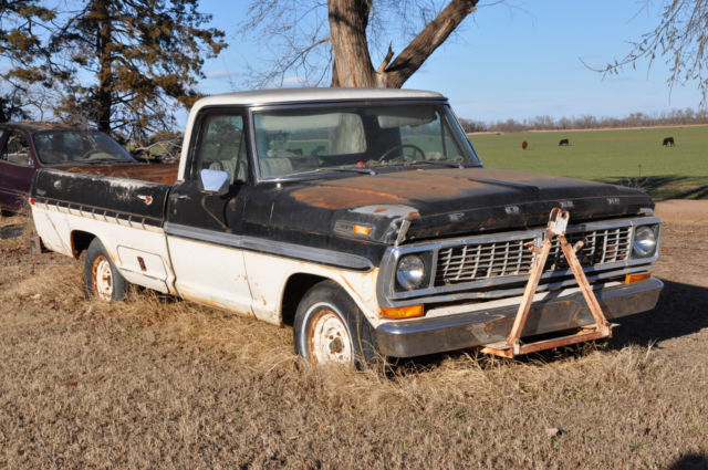 1972 ford f100 4wd parts truck for sale ford f 100 1972 for sale. Cars Review. Best American Auto & Cars Review