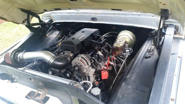 1972 Ford F100 Ls Swap    Crown Vic Suspension For Sale