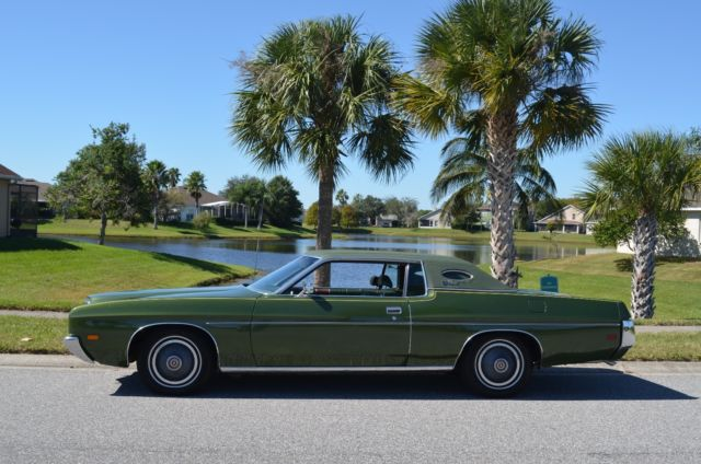 1972 ford galaxie 500 low mileage for sale ford. Black Bedroom Furniture Sets. Home Design Ideas