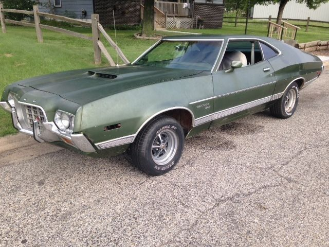 1972 ford grand torino sport for sale ford torino 1972 for sale in wakeeney kansas united states. Black Bedroom Furniture Sets. Home Design Ideas