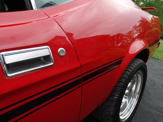 1972 FORD MUSTANG FASTBACK.....302 ENGINE.....AUTOMATIC ...