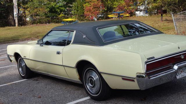 1972 Ford Thunderbird For Sale