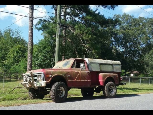 1972 gmc 3 4 ton 4x4 truck for sale gmc other long box step side 1972 for sale in jacksonville. Black Bedroom Furniture Sets. Home Design Ideas
