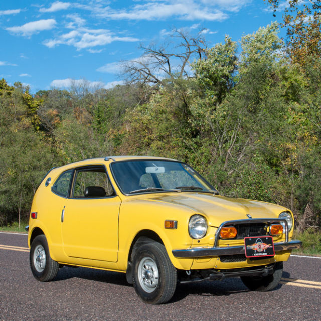1972 honda z600 coupe full nut and bolt restoration very high quality car for sale honda. Black Bedroom Furniture Sets. Home Design Ideas