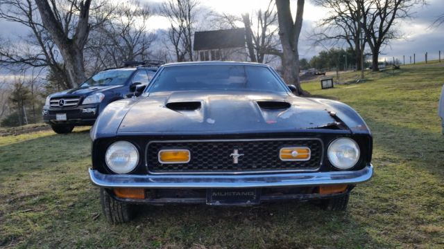 1972 mach 1 mustang rare q code for sale ford mustang. Black Bedroom Furniture Sets. Home Design Ideas
