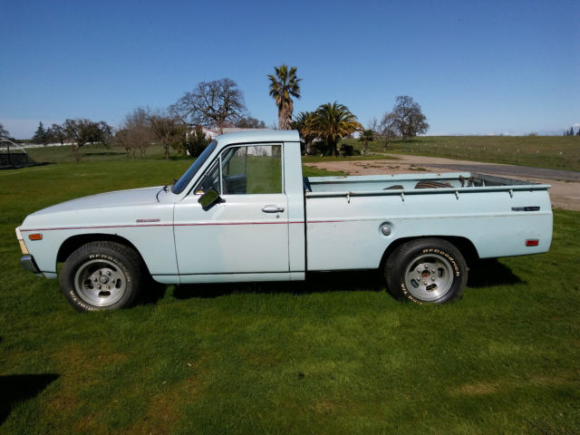 1972 - Mazda B1600 Sport Truck  First Year Classic Japanese Pickup For Sale