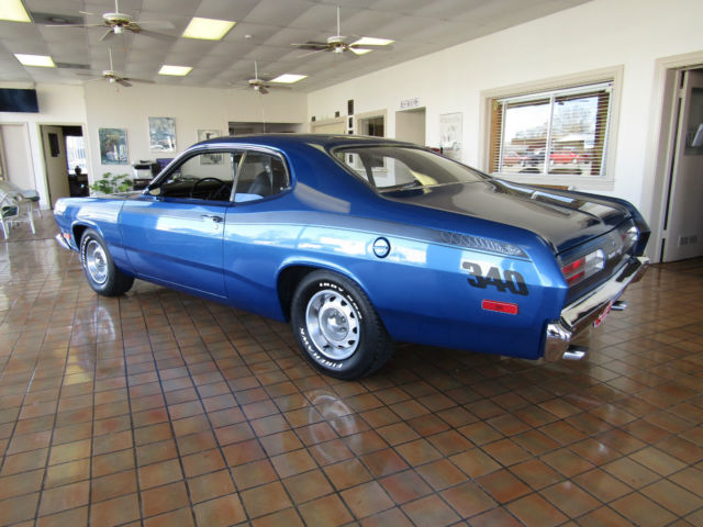 1972 Plymouth Duster 340 66k Miles Matching Numbers For