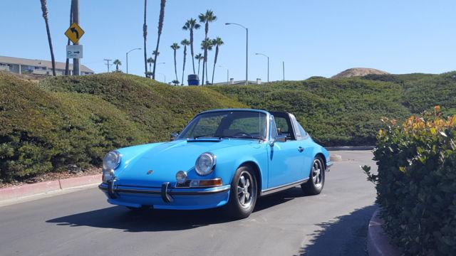 1972 Porsche 911s Targa For Sale Porsche 911 1972 For Sale