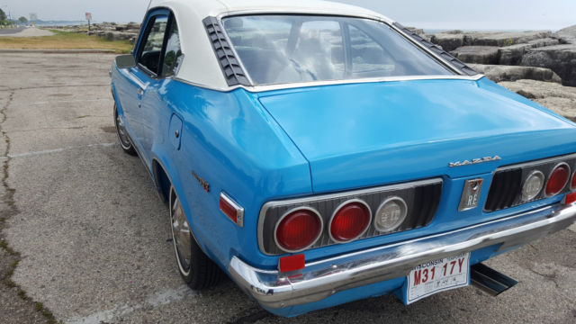 1972 rx3 mazda rotary for sale mazda other rx3 1972 for sale in kenosha wisconsin united states. Black Bedroom Furniture Sets. Home Design Ideas