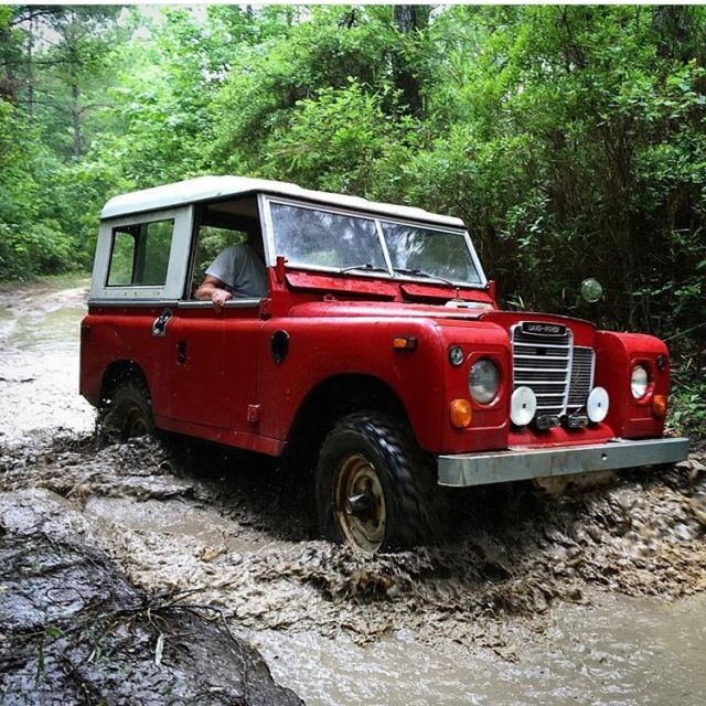 Land Rovers For Sale: 1972 Series 3 Land Rover For Sale