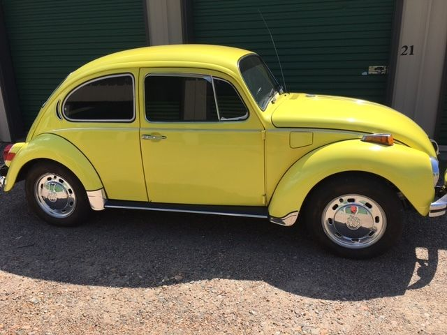 super beetle fully restored ac records     sale volkswagen beetle