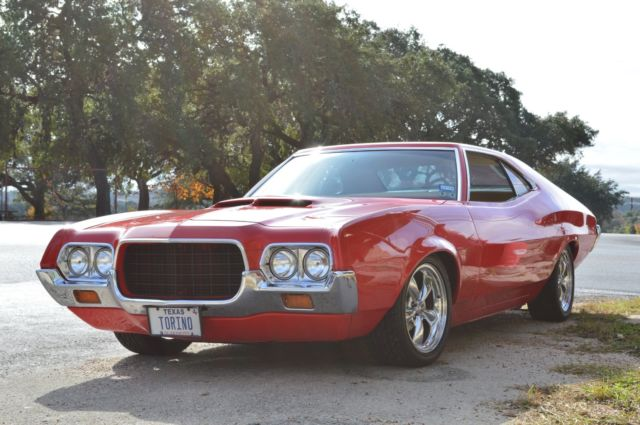 1972 Torino, Gran Torino Sport, Sport, custom,rat rod, Hot Rod for sale - Ford Torino 1972 for