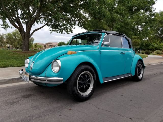 1972 volkswagen superbeetle base 1 6l very nice runs great for sale volkswagen. Black Bedroom Furniture Sets. Home Design Ideas