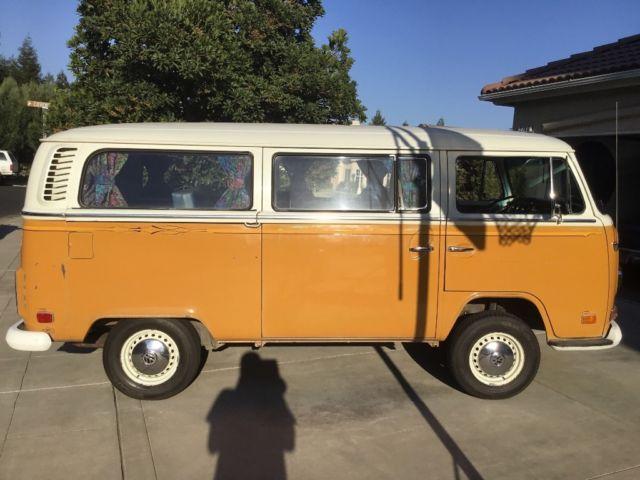 1972 VW Baywindow for sale - Volkswagen Bus/Vanagon 1972 for sale in Clovis, California, United ...
