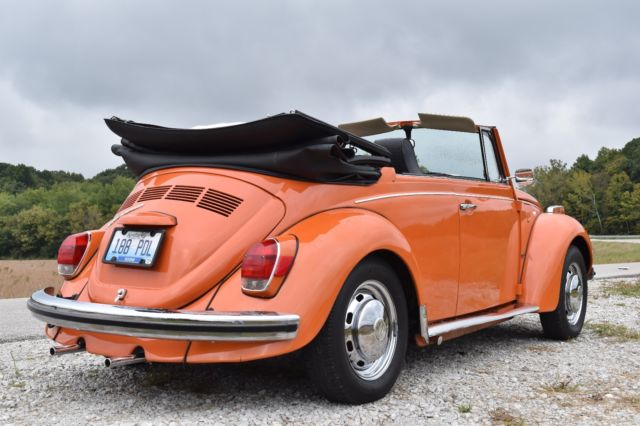 1972 vw beetle convertible classic beautiful for sale volkswagen beetle classic karman 1972. Black Bedroom Furniture Sets. Home Design Ideas