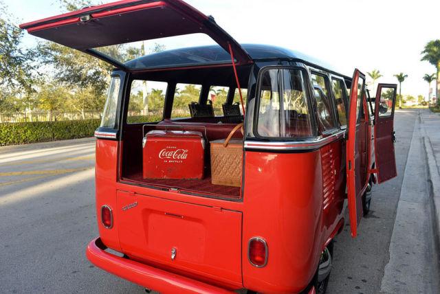1972 vw bus 15 windows kombi camper similar to 1967 1960 for 15 window bus for sale