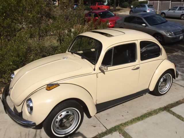 vw super beetle  sunroof  sale volkswagen beetle classic super beetle