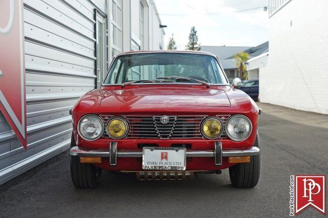 1973 alfa romeo gtv 2000 sunroof coupe red on black restored for sale alfa romeo gtv 2000 - Alfa romeo coupe for sale ...